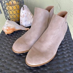 Lucky Brand Barough Ankle Booties; 8.5